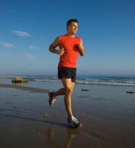 man-joging